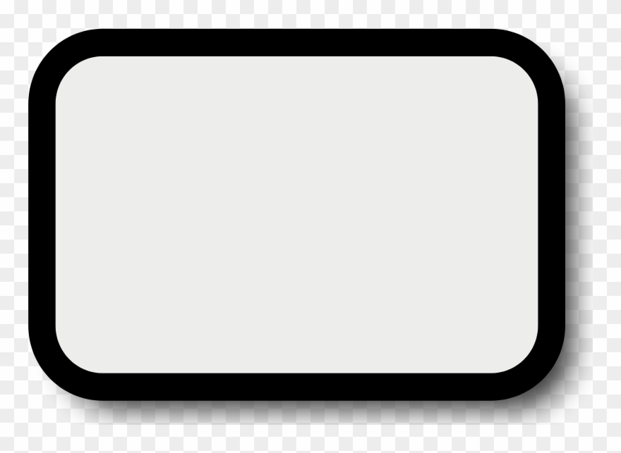 Facecam Border Png Simple Clipart (#84609).