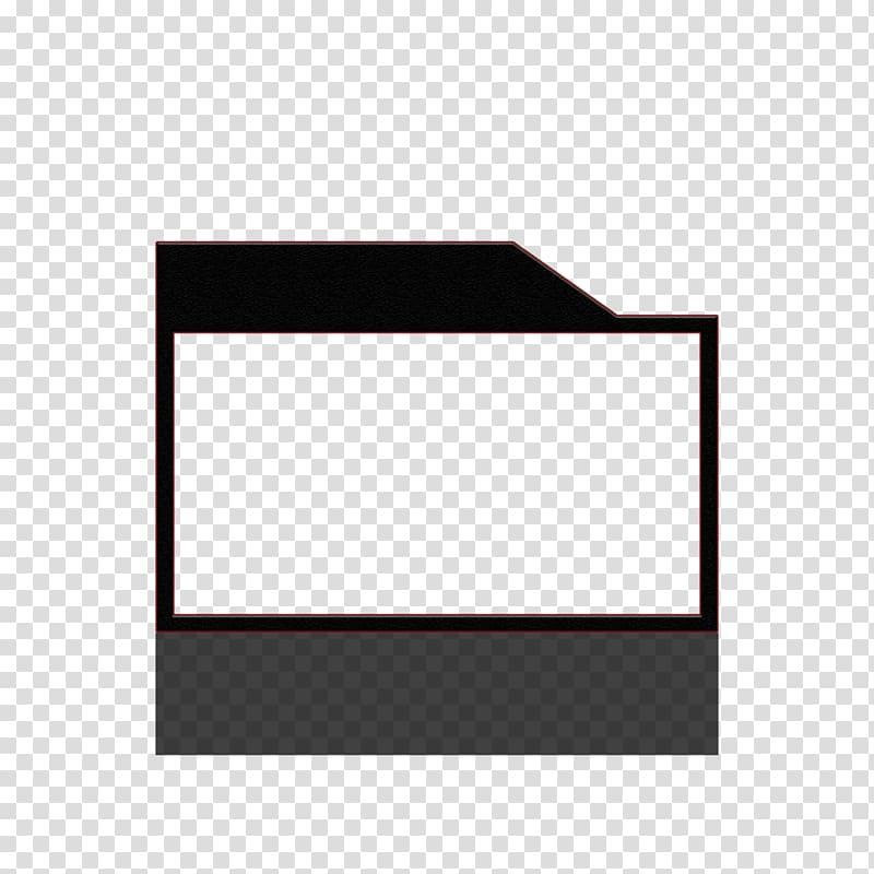 Black folding illustration, Twitch Webcam Streaming media.