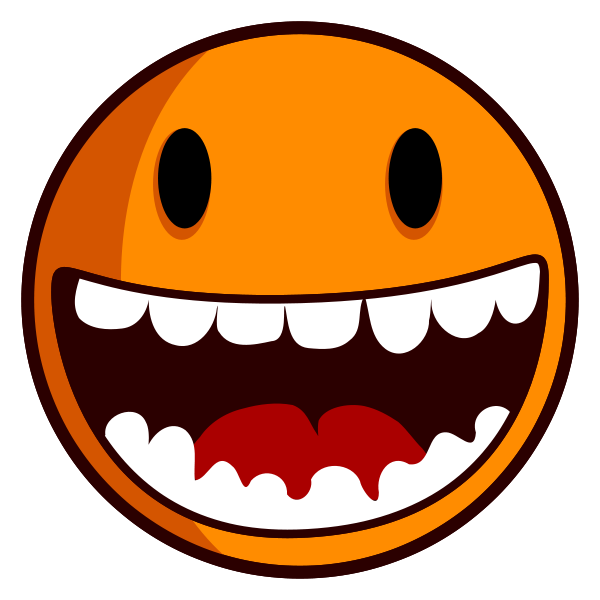 Really Angry Face Clipart.