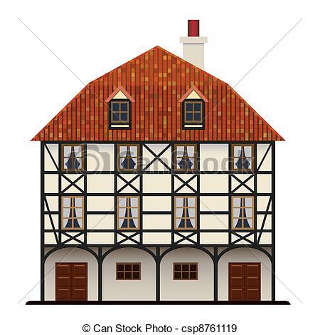 Fachwerkhaus Illustrations and Clipart. 32 Fachwerkhaus royalty.