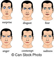 Facial expression Illustrations and Clipart. 21,764 Facial.
