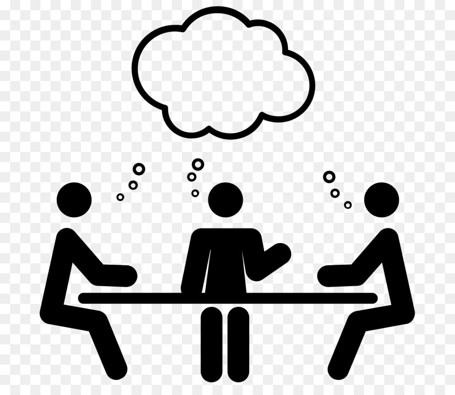 Meeting Icon png download.