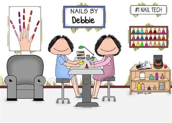 Download New Nail Salon Safety Fact Sheets.