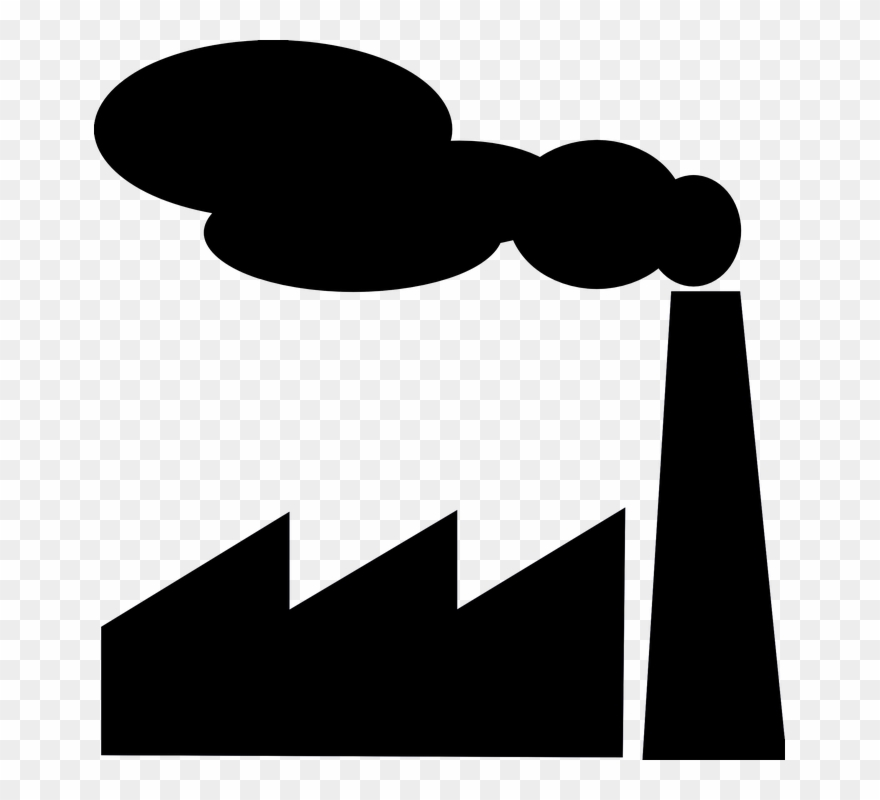Factory Smoke Cliparts 13, Buy Clip Art.