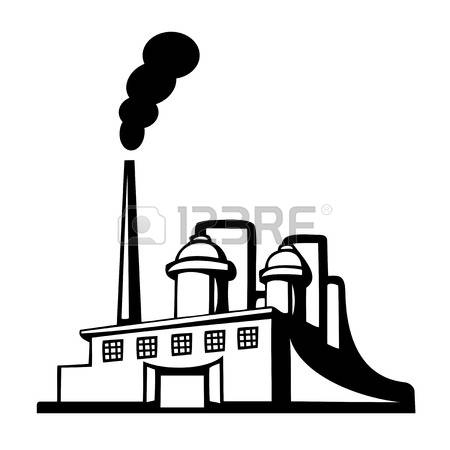 7,088 Factory Chimney Stock Vector Illustration And Royalty Free.