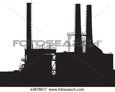 Factory chimney Clipart and Illustration. 3,027 factory chimney.