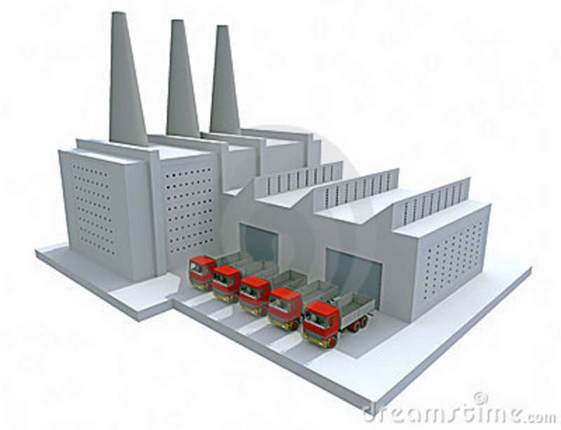 Factory Clipart Free.