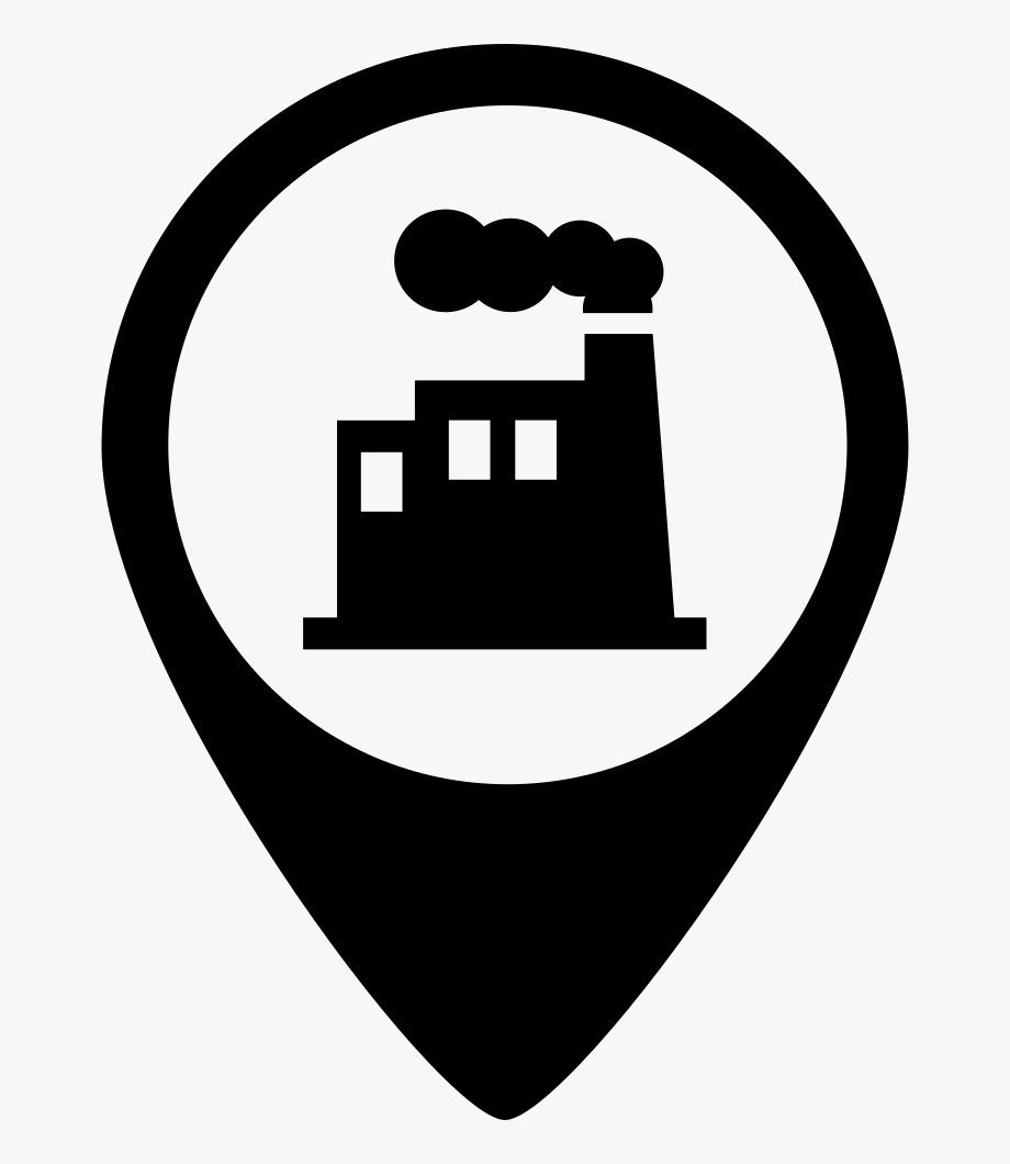 Factory Clipart Factory Symbol.