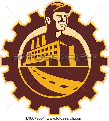 Factory worker Clipart Illustrations. 4,587 factory worker clip.