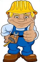 Free Factory Worker Clipart.