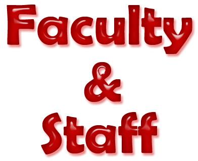 Faculty Clipart.