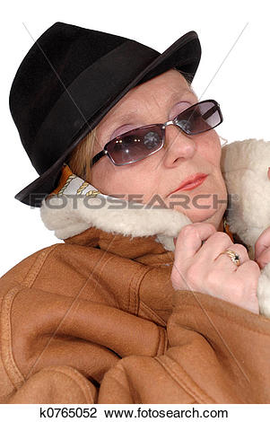 Stock Photo of Faded glory, lost youth k0765052.