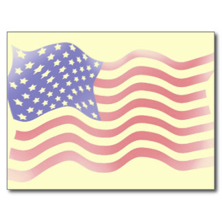 Old Glory Clipart.
