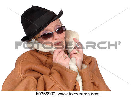 Stock Photography of Faded glory, lost youth k0765900.