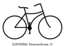 Fahrrad Clip Art Lizenzfrei. 36.782 fahrrad Clipart Vektor EPS.