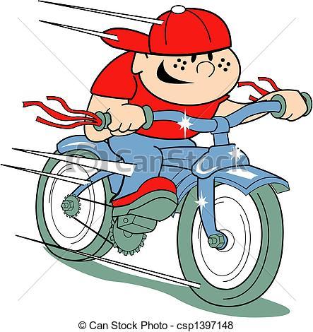 Fahrrad Illustrationen und Stock Art. 50.096 Fahrrad.