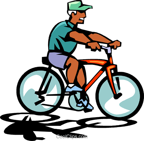 Radfahrer clipart 5 » Clipart Station.