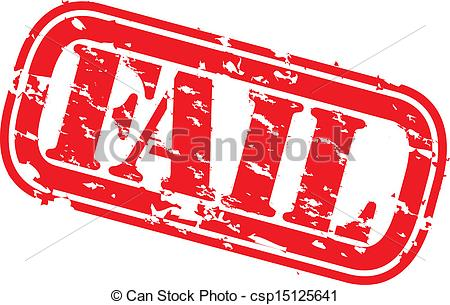 EPS Vector of Grunge fail rubber stamp, vector illustration.