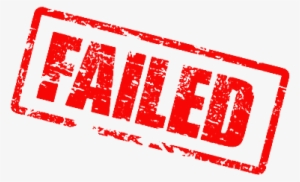 Fail PNG Images.