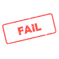 Download Fail Stamp Free PNG photo images and clipart.