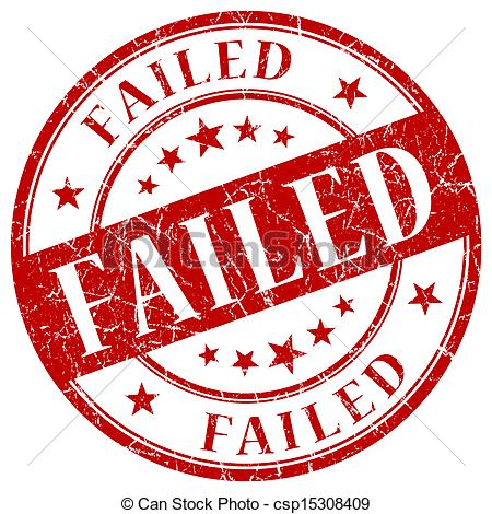 Failed Clipart and Stock Illustrations. 8,847 Failed vector EPS.
