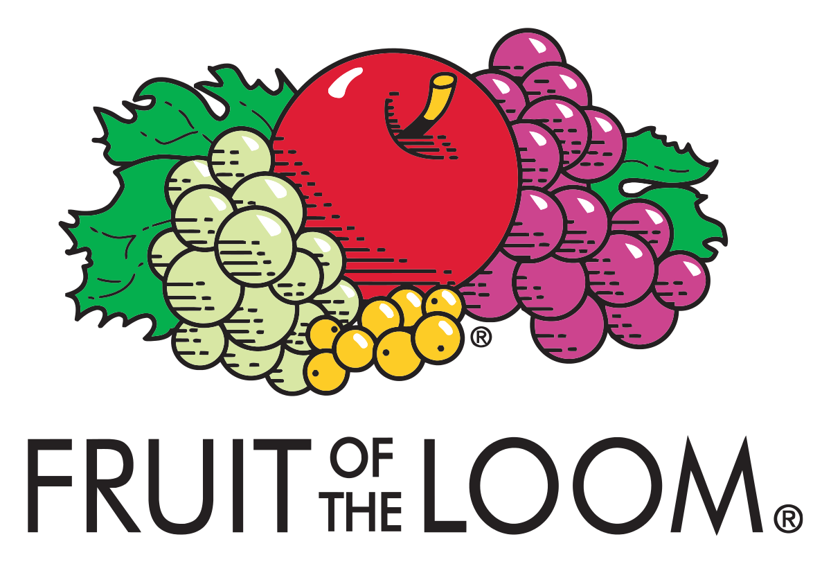 Fruit of the Loom.