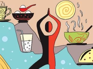 India will woo foreign investors with culinary skills at Hannover.