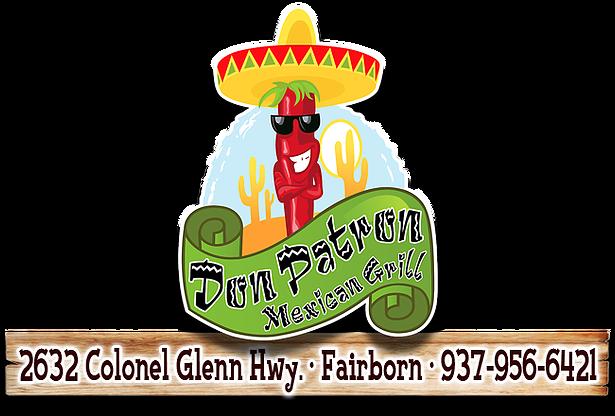 Don Patron Mexican Grill of Fairborn, Ohio.