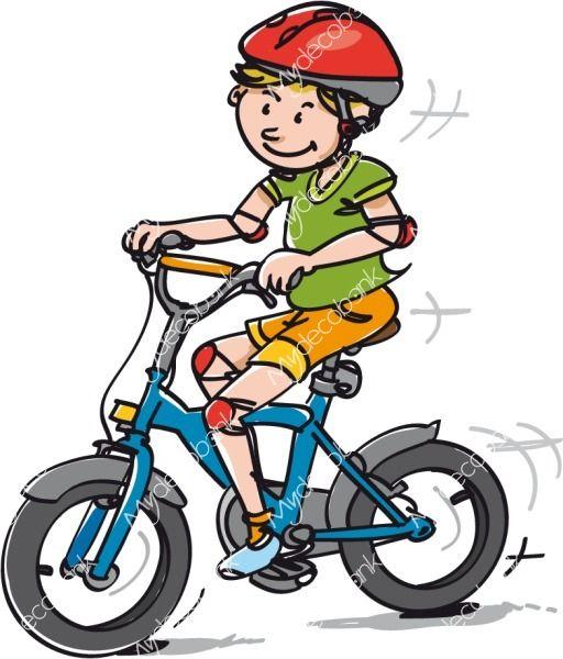 Enfant;petite garçon à vélo;bicyclette;faire du vélo;illustrations.