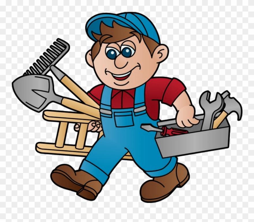Handyman Clip.