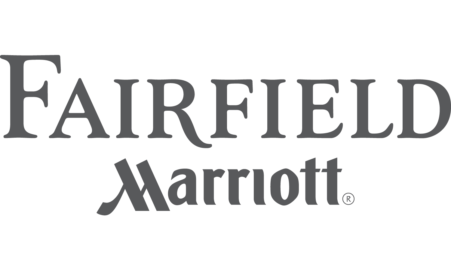 Fairfield Inn by Marriott.