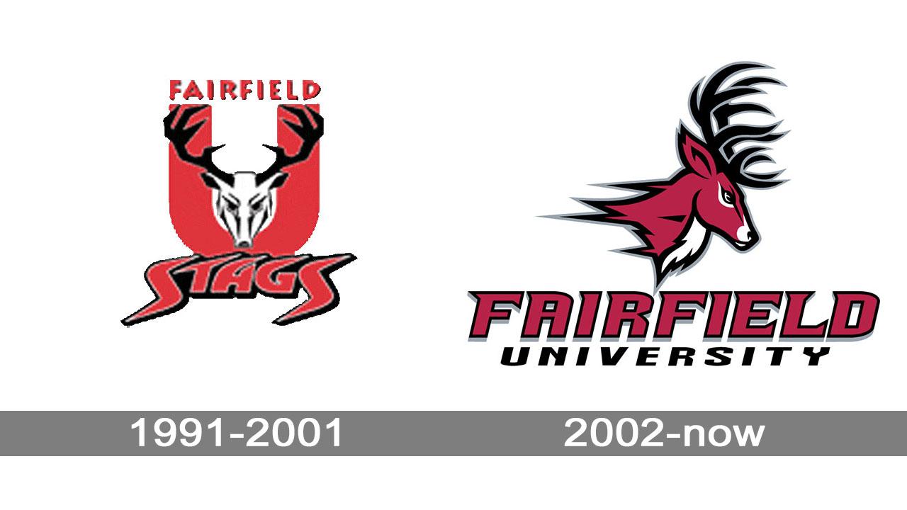 Fairfield Stags logo.