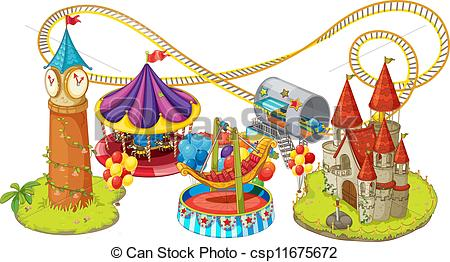 Funfair Illustrations and Clip Art. 3,216 Funfair royalty free.