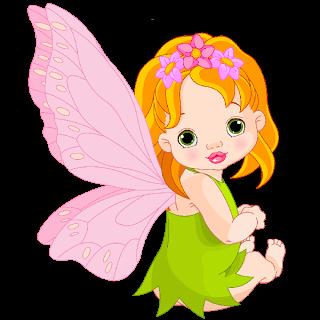 Fairies Clipart.