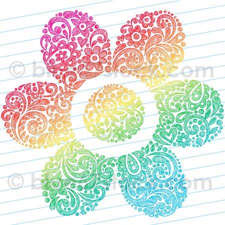 1000+ ideas about Paisley Flower on Pinterest.