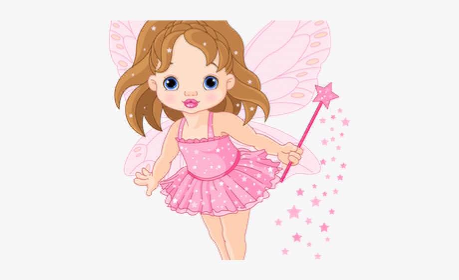 Angels Clipart Pink Baby.
