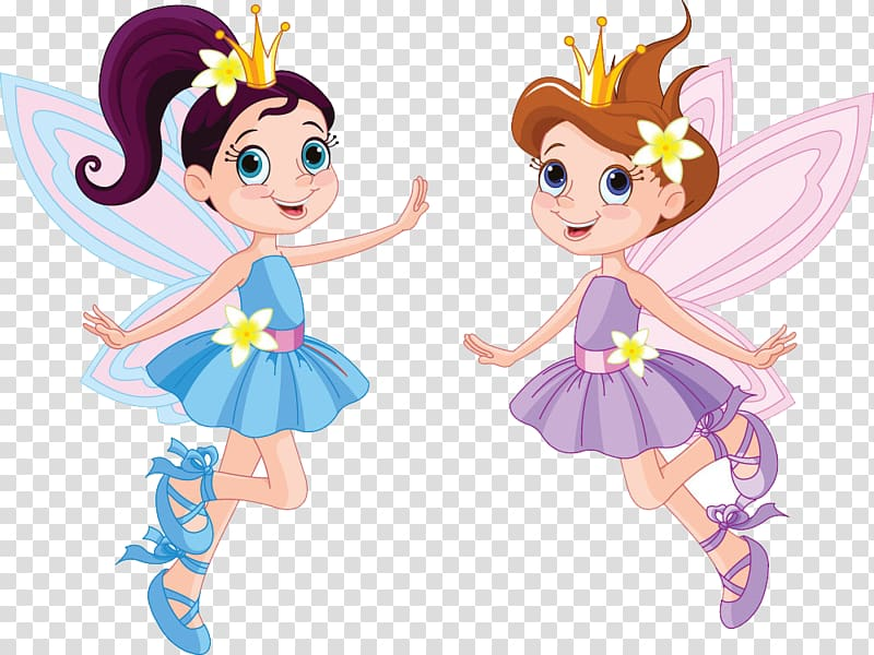 Tooth fairy , angel transparent background PNG clipart.