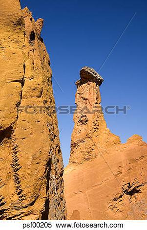 Stock Image of France, Provence, Colorado Provencal, Fairy.