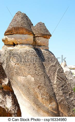 Pictures of Fairy Chimney, Cappadocia.