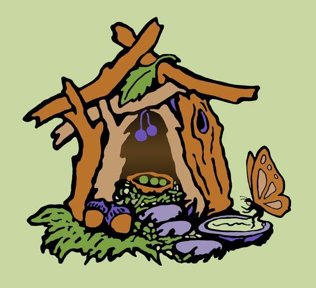 Fairy Houses Festival.