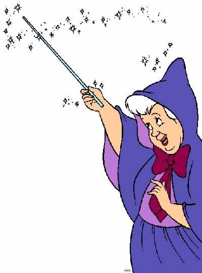 Fairy Godmother Png.