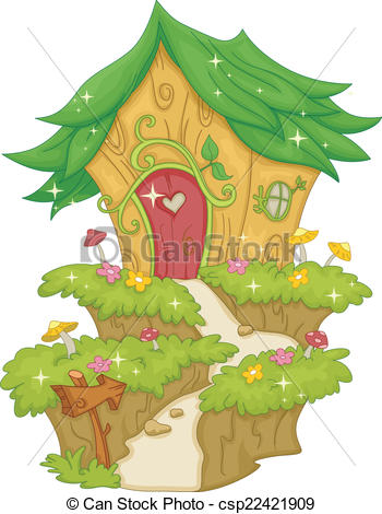 Fairy house Clipart and Stock Illustrations. 2,710 Fairy house.