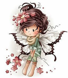 1000+ images about Fairy clip art on Pinterest.