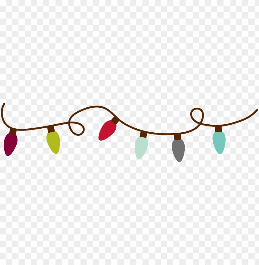 christmas lights christmas light clipart.
