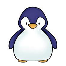 Fairy penguin clipart #18