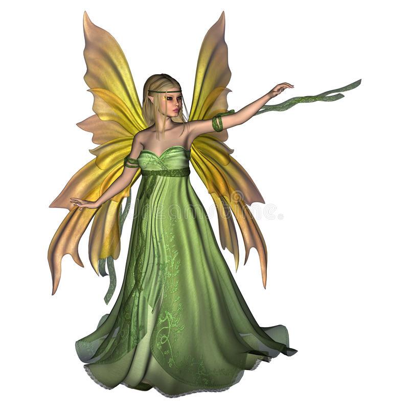 Fairy Queen Stock Illustrations.