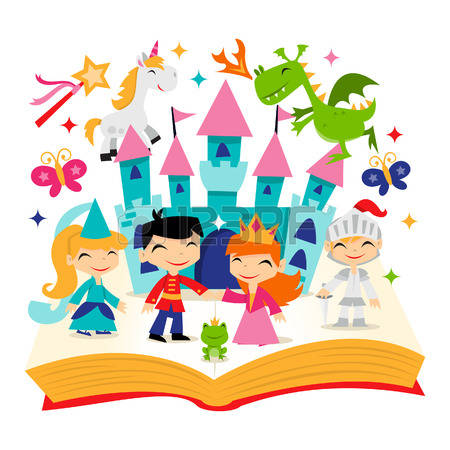 7,078 Story Book Cliparts, Stock Vector And Royalty Free Story.