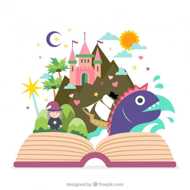 Fairy Tale Vectors, Photos and PSD files.