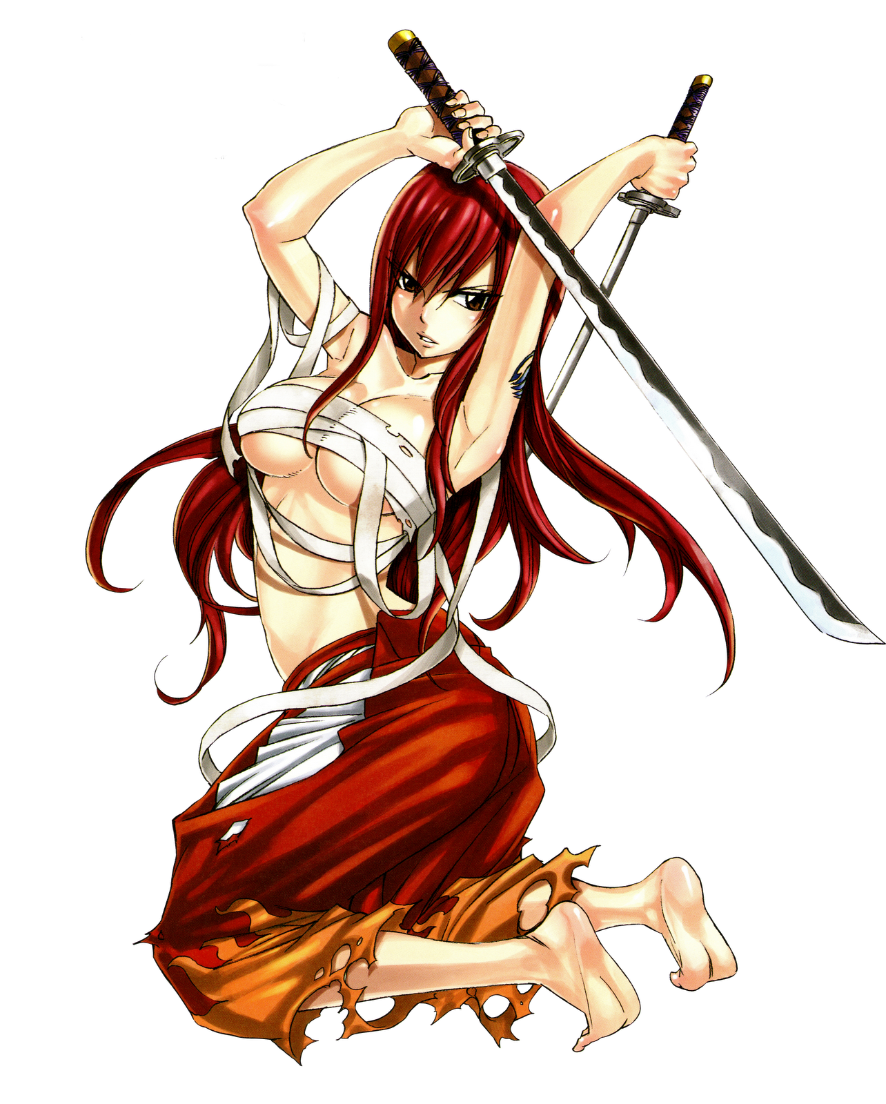 Fairy Tail PNG Images Transparent Free Download.
