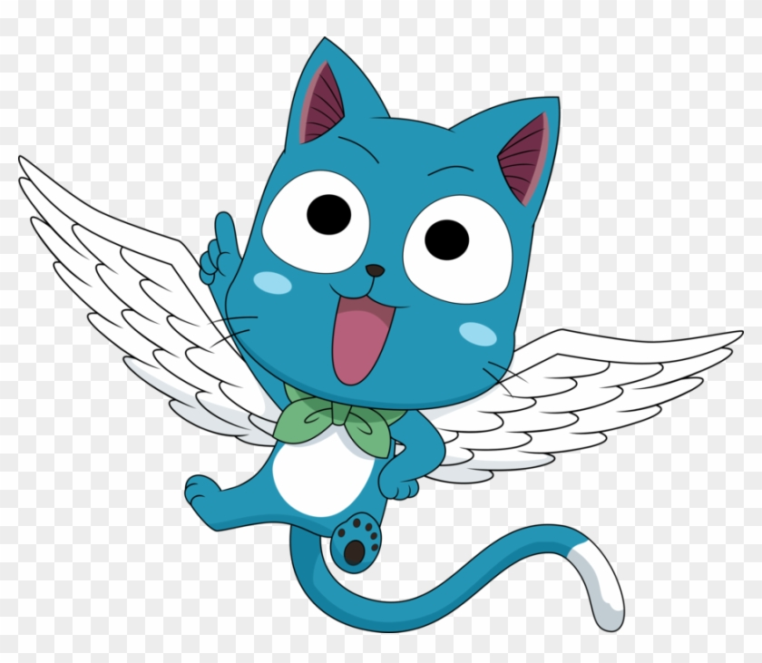 Happy Fairy Tail Png.
